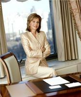Queen Noor. NYC